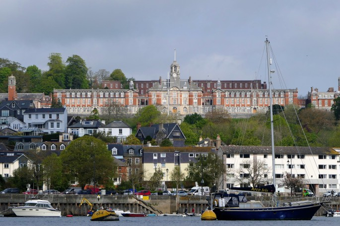 dartmouth naval college